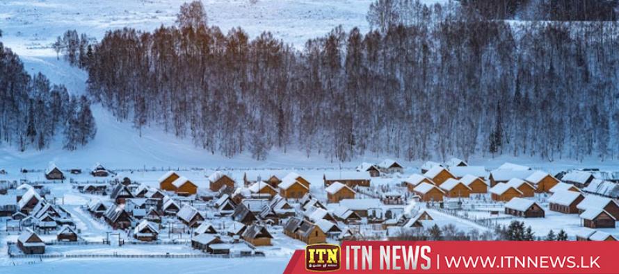 Hemu Village in Xinjiang, a hidden heaven