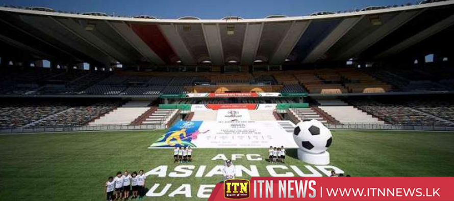 2019 AFC Asian Cup opens in Abu Dhabi