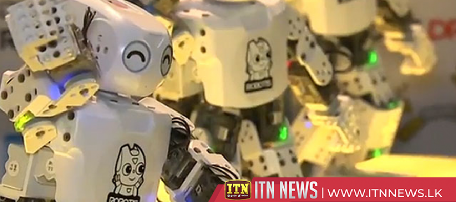 World's biggest tech show opens with rollable TVs and robots galore