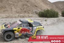 Attiyah and Brabec win Dakar Rally Stage 4