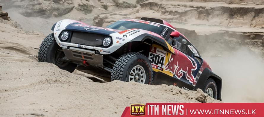 Peterhansel takes stage 3 of Dakar as Al-Attiyah leads