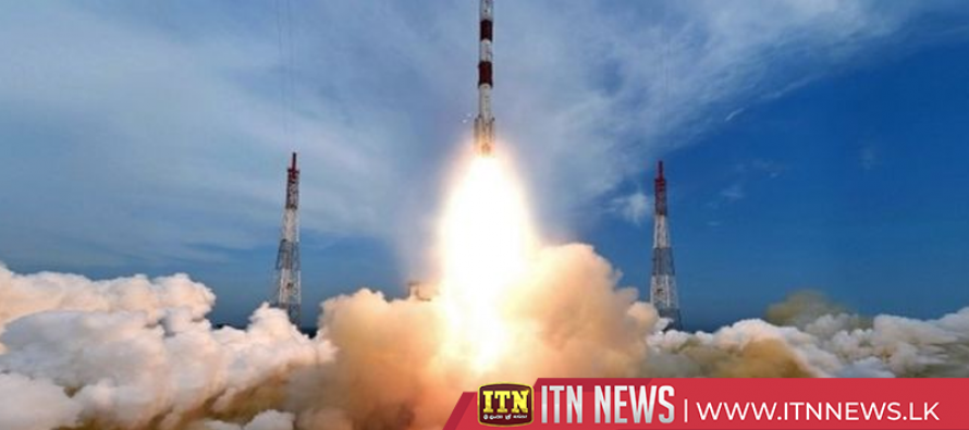 India launches world's 'lightest' satellite into space