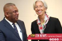 Finance & Mass Media Minister meets IMF Managing Director