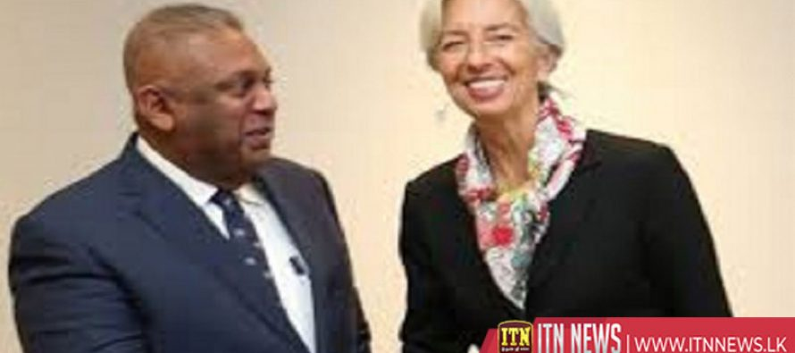 The IMF remains ready to support to Sri Lanka