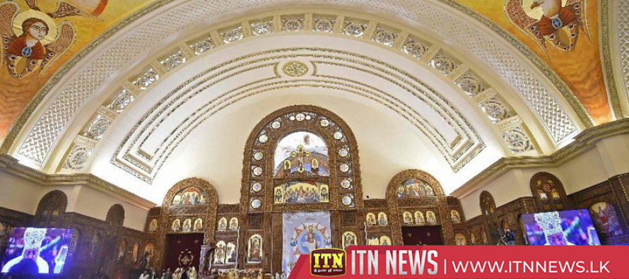 Egypt's Sisi opens Middle East's largest cathedral in New Capital