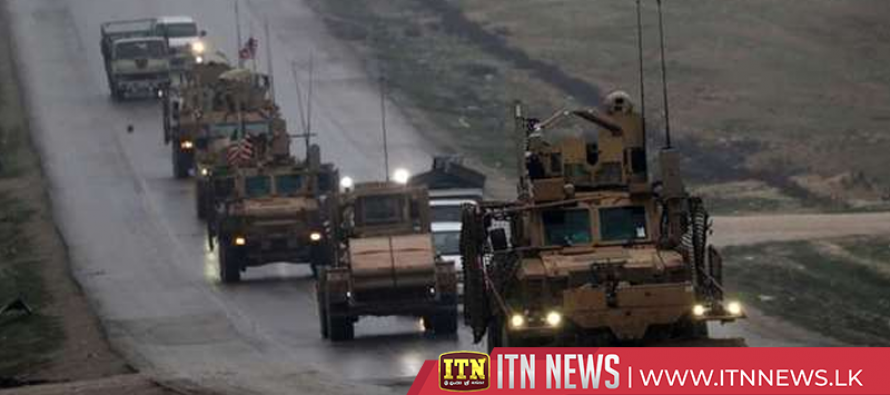 Turkey sends more reinforcements to border with Syria's Idlib