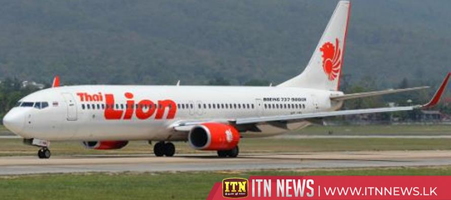 Thai Lion Air launches new service from Bangkok to Katunayake