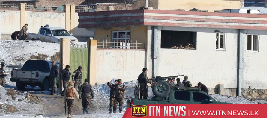 Taliban attack in central Afghanistan kills more than 100 security force members
