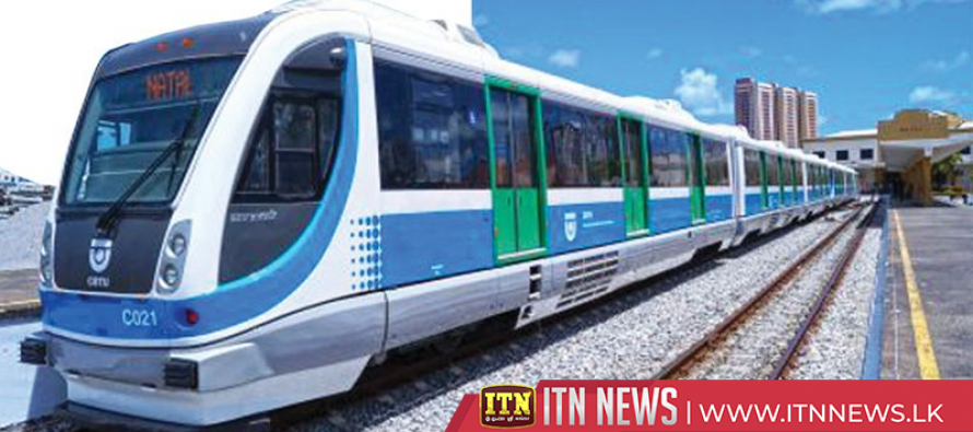 Japanese assistance for the Colombo Malambe light rail service