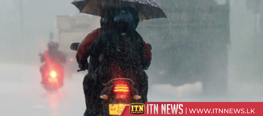 Showers predicted in several provinces