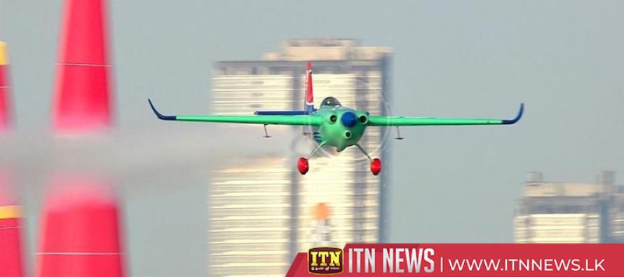 Muroya wins Air Race season opener in Abu Dhabi