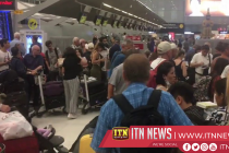 India Pakistan conflict leaves thousands of passengers stranded at Thai airport