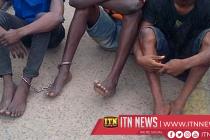 சட்டவிரோத மீன்பிடி நடவடிக்கையில் ஈடுபட்ட 16 பேர் கைது