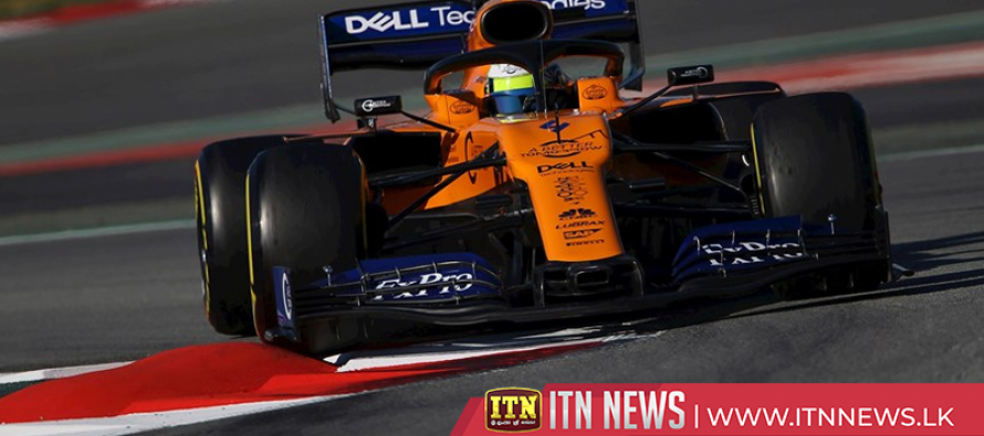 Lando Norris fastest for McLaren, Mercedes still slow