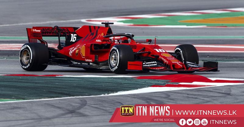 Leclerc keeps Ferrari on top in Formula One testing