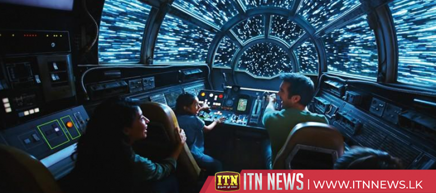 Disney bets on a new planet to wow 'Star wars' fans at U.S. parks