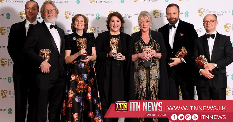 'The Favourite' rules BAFTAs with most wins
