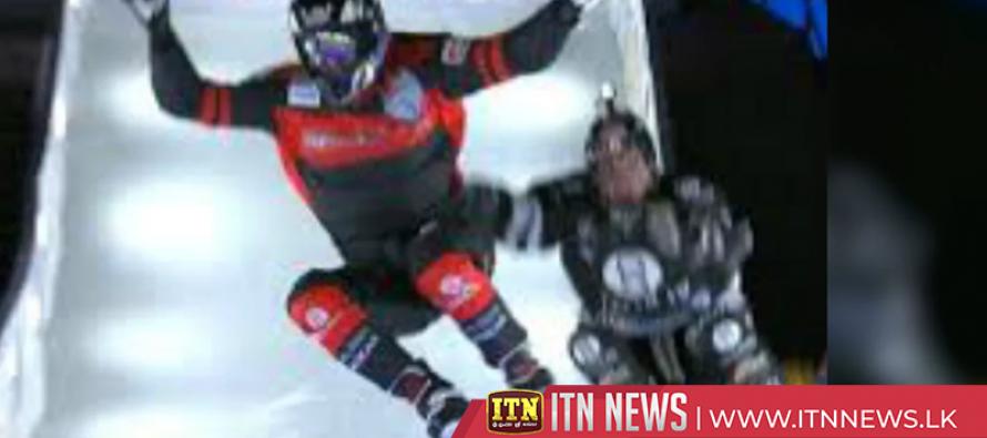 U.S. skaters take ice cross honours in Boston