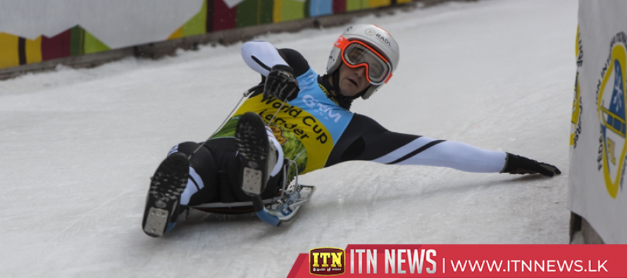 Italians Gruber and Lanthaler clinch luge World Championships