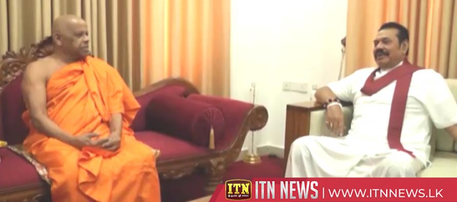 Opposition Leader visits Sri DaladaMaligawa in Kandy