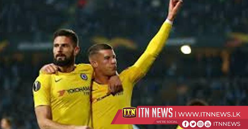 Malmo vs Chelsea 1 2 All Goals & Highlight