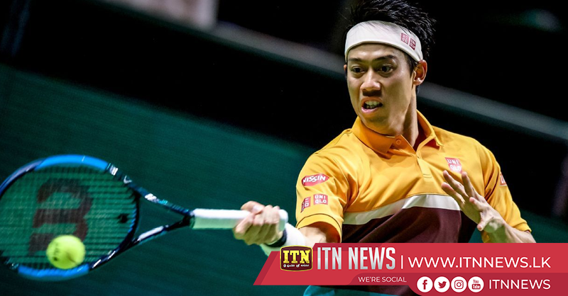 Nishikori sweeps aside Gulbis at Rotterdam Open