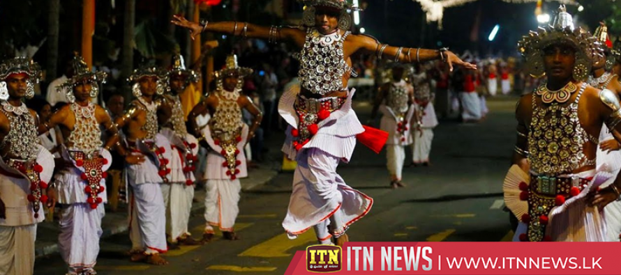 Navam Perahera is on the 18th and 19th