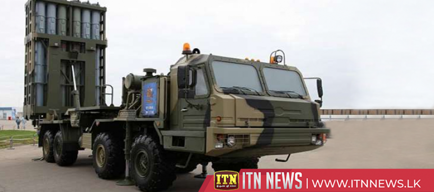 Russia to deploy S-350 Vityaz missile system