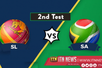 SL vs SA දෙවන ටෙස්ට් ක්රිකට් තරගයට සූදනම්