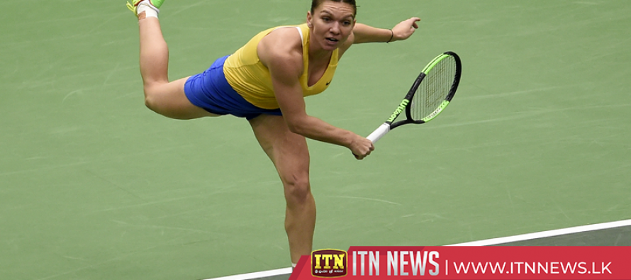 U.S.Australia split opening day Fed Cup singles