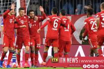 Bayern beat Schalke 3-1 to cut Dortmund lead