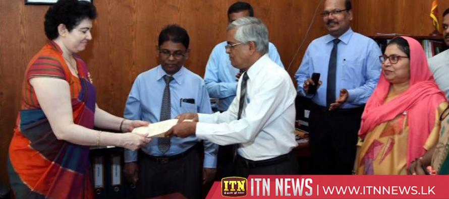 Thilaka Jayasundara assumes duties as DG of Public Enterprises Department