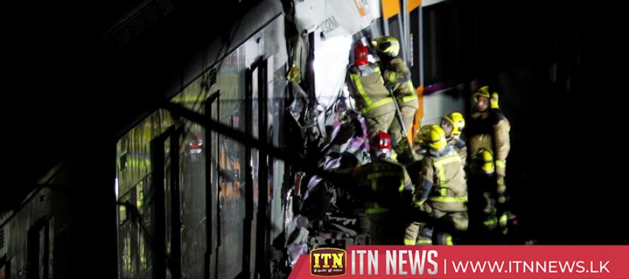 One dead in suburban train accident outside Barcelona