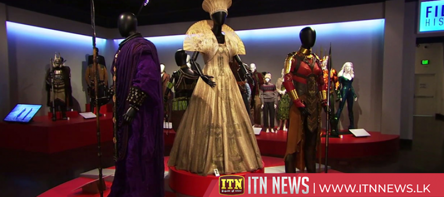 Up close – Oscar nominated costumes on public display