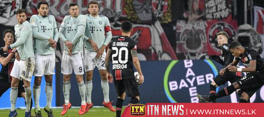 VAR crucial in Bayern defeat