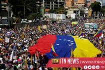 Massive demonstrations in Venezuela demand Maduro's resignation