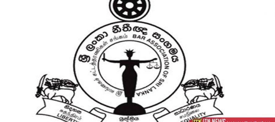 இலங்கை சட்டதரணிகள் சங்கத்திற்கான 25ஆவது தலைவரை தேர்ந்தெடுப்பதற்கான தேர்தல்