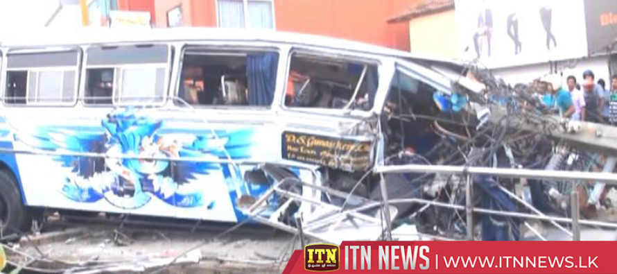 Three killed in a bus accident – Driver is arrested