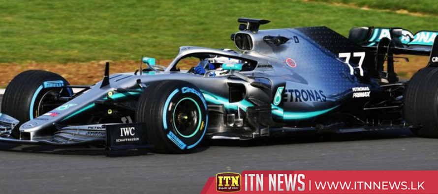 'A great first date' – Hamilton delights as new Mercedes makes track debut
