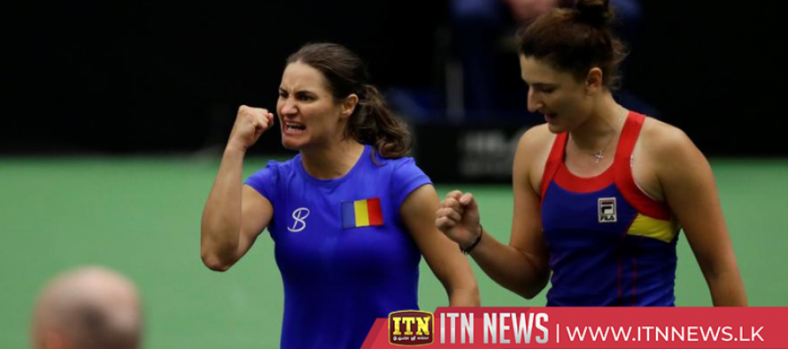 Romania beat Czechs in epic Fed Cup clash