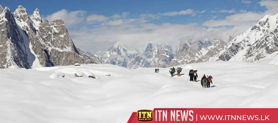 Big crisis, a third of ice in himalayas will thaw this century
