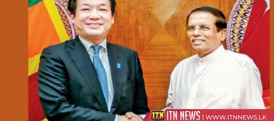 Japan agrees to provide more assistance to Sri Lanka