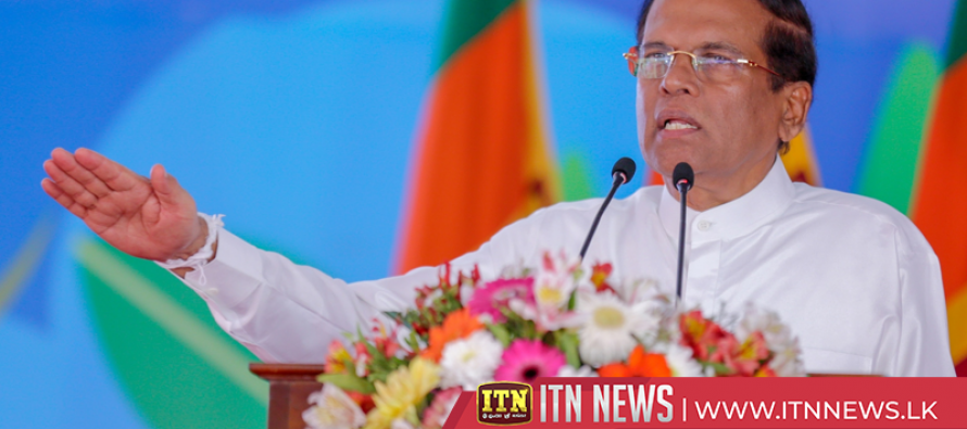 President says law should be strictly enforced against the drugs racket and environmental destruction
