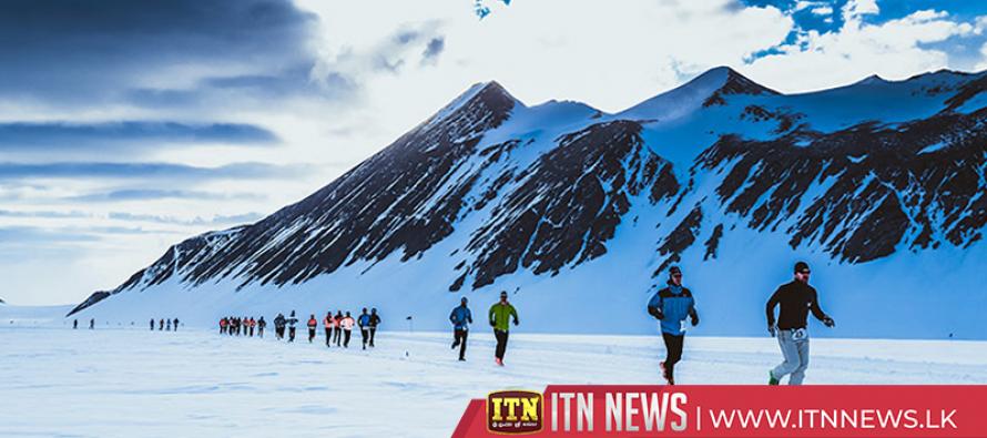 World Marathon Challenge reaches fifth continent in five days