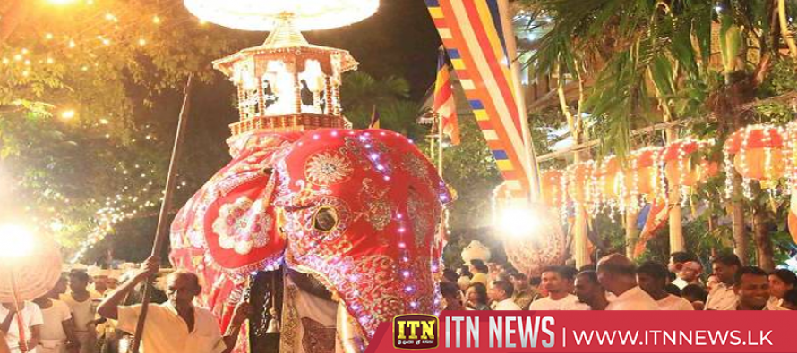 First Kumbal perahera begins tomorrow