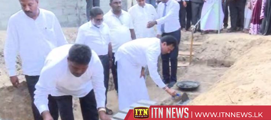Development projects launched in Puttalama