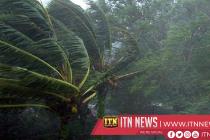 Windy condition over the island to gradually decrease