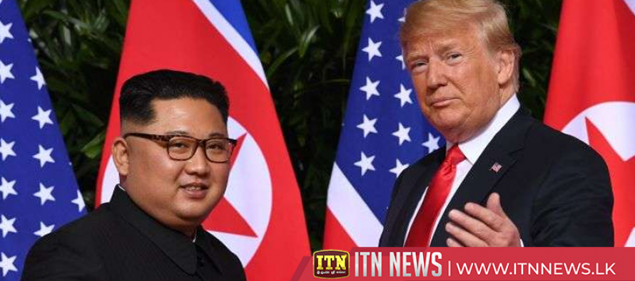 Trump says he will meet North Korean leader Kim Jong Un