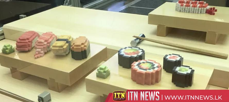 3D-printed Sushi makes SXSW debut