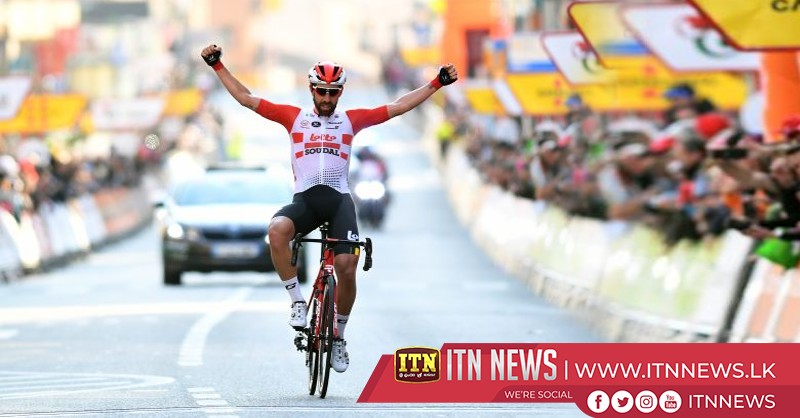 De Gendt takes solo victory on the first stage of the Volta a Catalunya